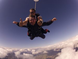 skydive for rhinos